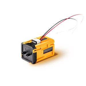 V1500 Orange Micro Pump, Rated to 1000 hours, 12VDC