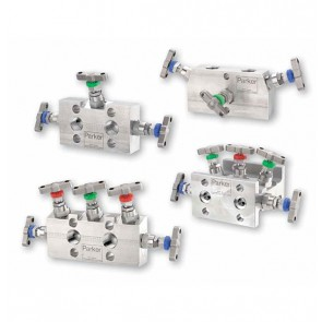 3 & 5 Valve Manifolds - H Series